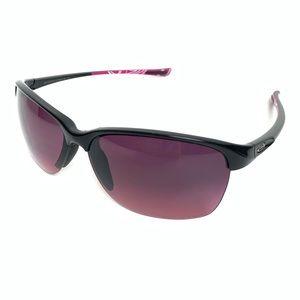 Oakley Unstoppable Pink Black Polarize Sunglasses